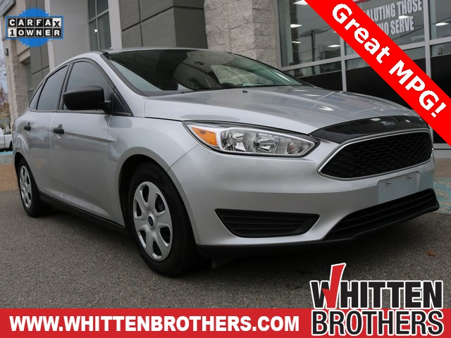 Pre Owned 2016 Ford Focus S