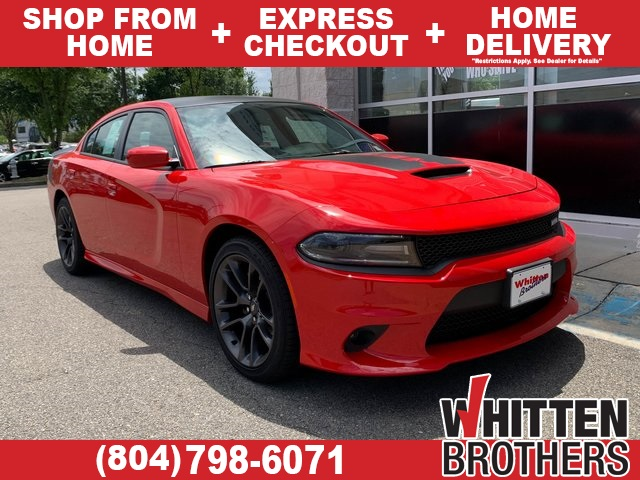 Pre-Owned 2020 Dodge Charger R/T