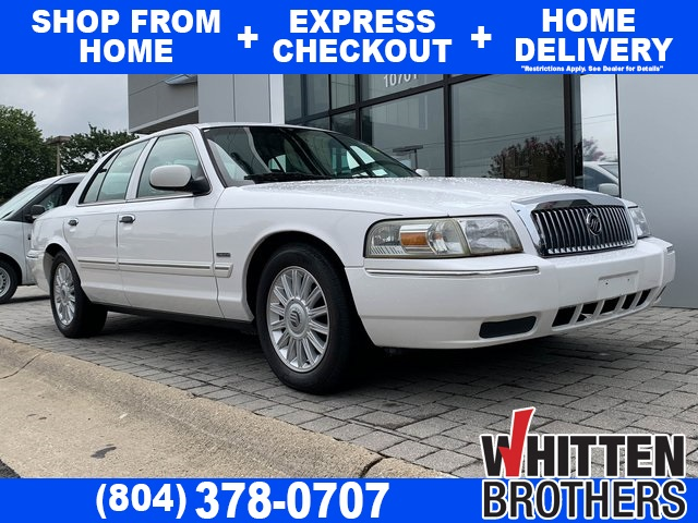 Pre-Owned 2009 Mercury Grand Marquis LS