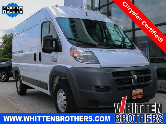 Pre-Owned 2018 Ram ProMaster 1500 Base