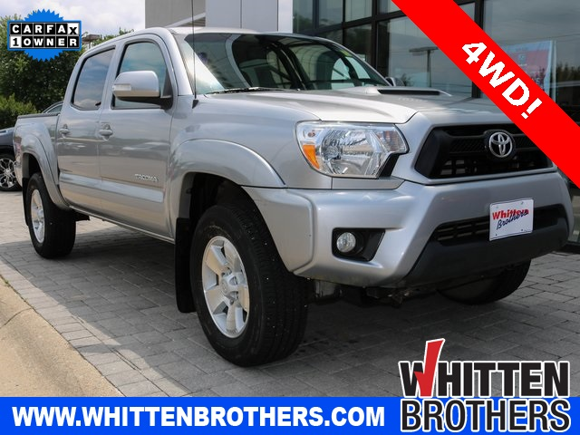 Pre-Owned 2015 Toyota Tacoma TRD Pro