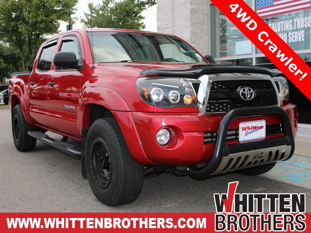 Pre Owned 2011 Toyota Tacoma Base 4d Double Cab In Richmond Sa273a