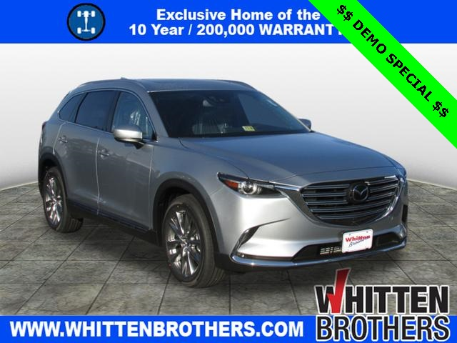 New 2017 Mazda CX-9 Grand Touring With Navigation