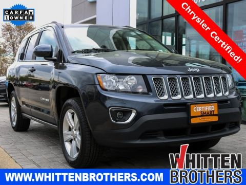 Pre-Owned 2015 Jeep Compass Latitude 4WD