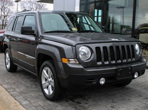 Pre-Owned 2016 Jeep Patriot Latitude FWD 4D Sport Utility