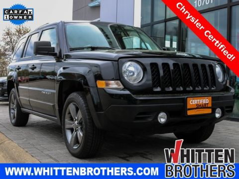 Pre-Owned 2015 Jeep Patriot High Altitude 4WD