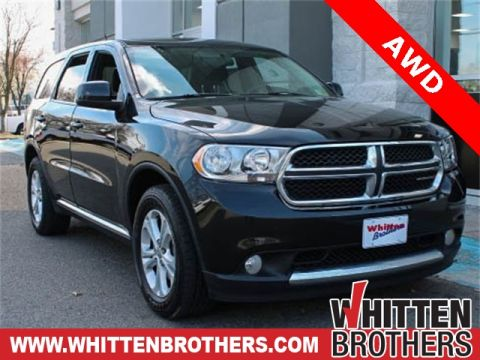 Pre-Owned 2013 Dodge Durango SXT AWD