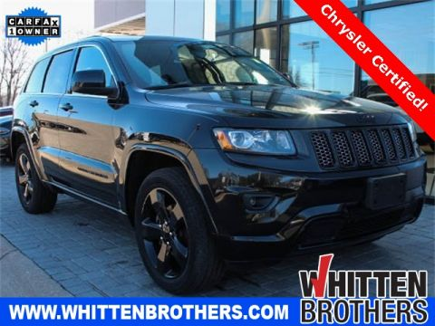 Pre-Owned 2015 Jeep Grand Cherokee Altitude 4WD