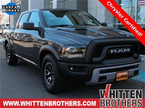 Pre-Owned 2017 Ram 1500 Rebel 4WD