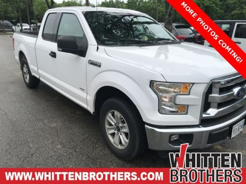 Pre-Owned 2015 Ford F-150 XLT RWD Super Cab