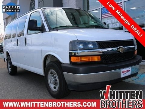 Pre-Owned 2017 Chevrolet Express 2500 LT