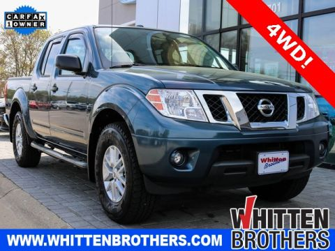 Pre-Owned 2014 Nissan Frontier SV 4WD