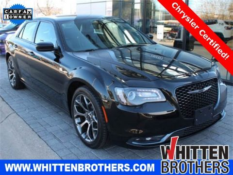 Pre-Owned 2017 Chrysler 300 S RWD 4D Sedan