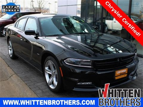 Pre-Owned 2017 Dodge Charger R/T RWD 4D Sedan