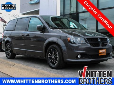 Pre-Owned 2017 Dodge Grand Caravan GT With Navigation