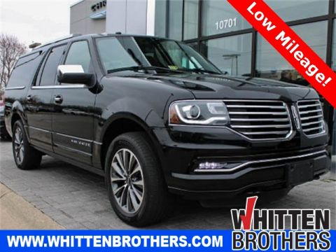 Pre-Owned 2016 Lincoln Navigator L Select With Navigation & 4WD