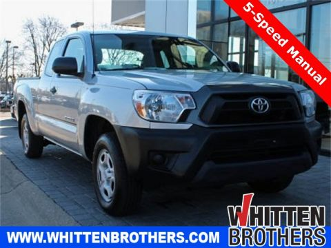 Pre-Owned 2013 Toyota Tacoma Base RWD 4D Access Cab