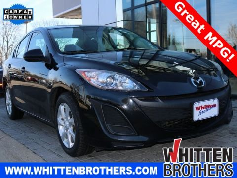 Pre-Owned 2010 Mazda3 i Touring