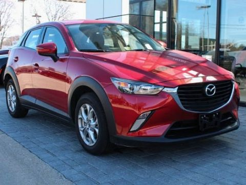 Certified Pre-Owned 2016 Mazda CX-3 Touring FWD 4D Sport Utility