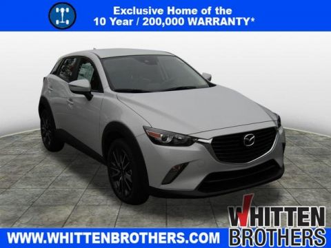 New 2018 Mazda CX-3 Touring FWD 4D Sport Utility