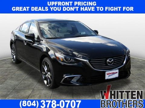 New 2017 Mazda6 Grand Touring Grand Touring With Navigation