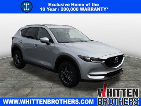 New 2017 Mazda CX-5 Touring With Navigation