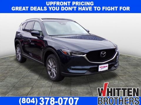 New 2019 Mazda CX-5 Grand Touring Reserve With Navigation & AWD