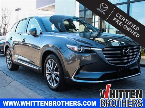 Certified Pre-Owned 2016 Mazda CX-9 Grand Touring With Navigation