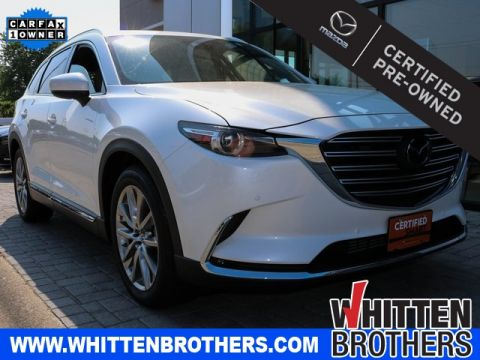 Certified Pre-Owned 2018 Mazda CX-9 Grand Touring With Navigation