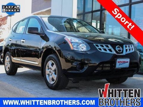 Pre-Owned 2014 Nissan Rogue Select S FWD 4D Sport Utility